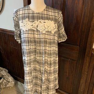 Shift dress from the loft